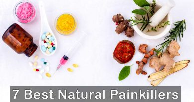 Best Natural Painkillers