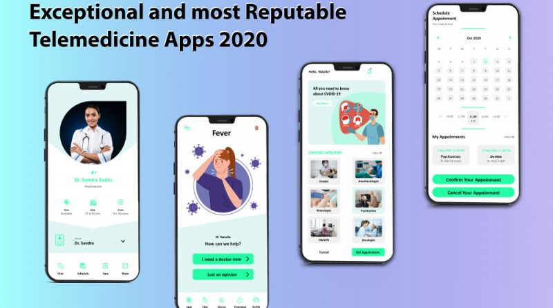 Best telemedicine Apps
